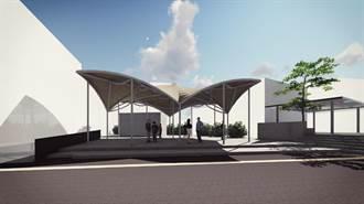 新莊西盛活動中心拆除重建 耗資819萬預計6月完工