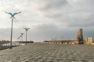 竹縣縣議會考察坡頭漁港 期轉型多功能漁港