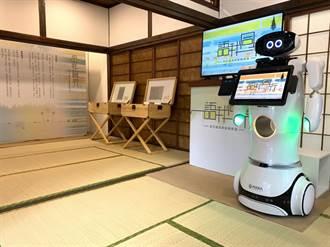 台南機器人阿文帶路 5種語言介紹台灣多元歷史