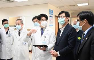 相挺醫護 陳其邁宣布加碼防疫津貼