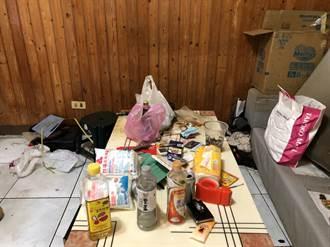影》5寶爸退租留滿屋垃圾唯獨搬走這家具 房東怒:我忍無可忍