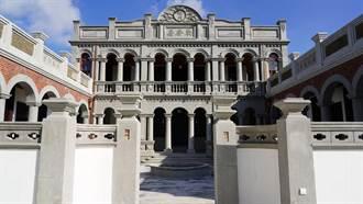 市定古蹟聚奎居遭民眾攀爬踩踏 中市文化局:若破壞要罰