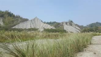 台南龍崎泥岩惡地景觀畫入國家風景區 最快明年現地評鑑