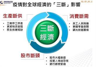 疫情衝擊全球 台灣不能當局外人