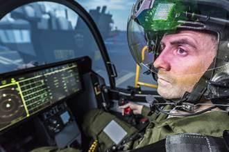 F-35飛行員抱怨觸控式先進座艙「令人失望」
