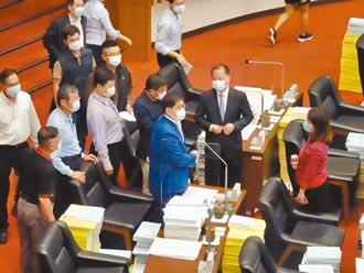議員下馬威 擱置警察局本部預算