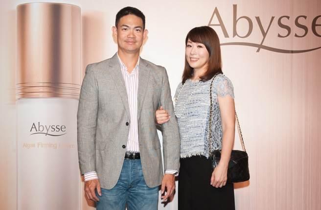 連勝武、路永佳結婚11年,是朋友眼中的恩愛夫妻。(本報系資料照)