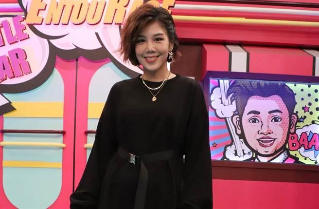 楊晨熙以兒童台「果凍姐姐」出道。(圖/本報系資料照)