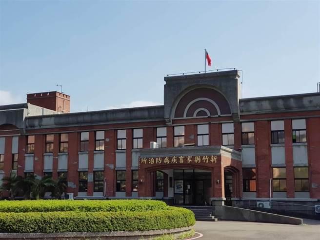 新竹县家畜所(本报资料照片)