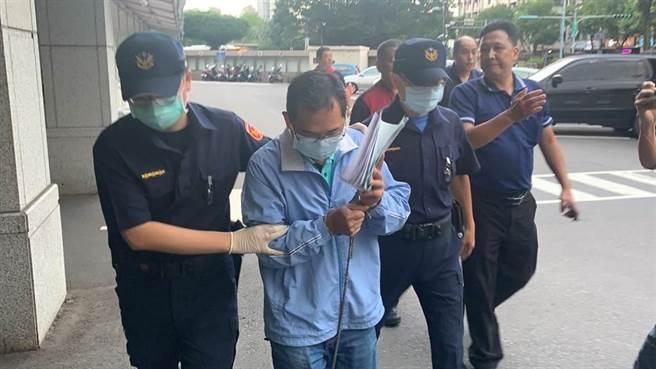 新北市议员黄永昌涉诈助理费,去年声押获准。(资料照/张睿廷摄)