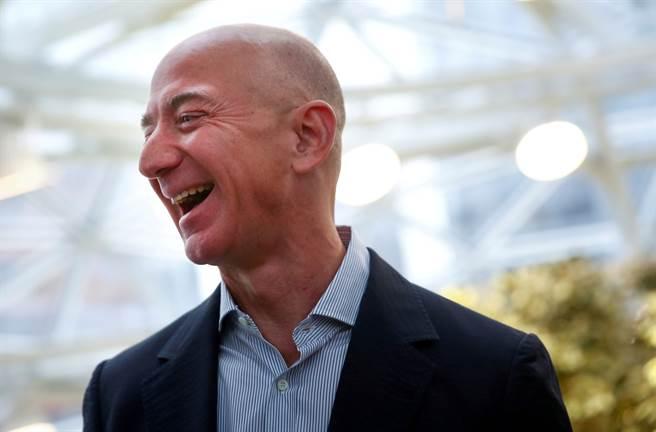 全球首富、亞馬遜創辦人貝佐斯。(路透資料照片)