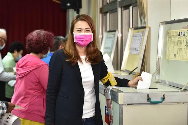 高雄市議員高閔琳對罷免案不足規定人數抱持平常心。(本報資料照片)