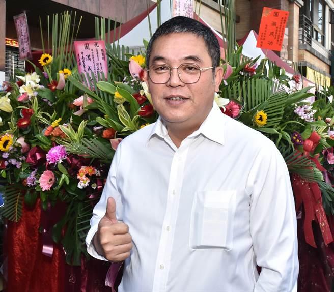 前鳥松區鳥松里長陳清茂對罷免高閔琳的補件有信心。(本報資料照片)
