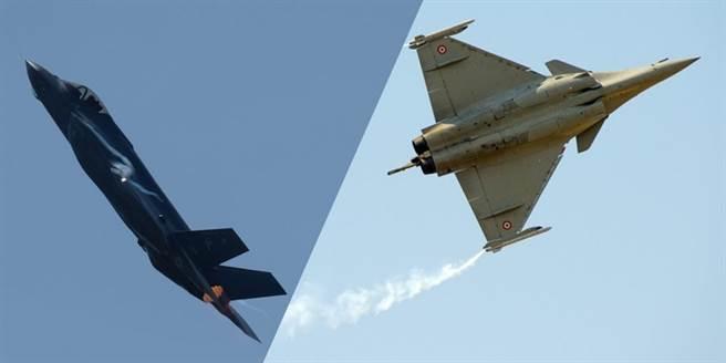 希臘剛剛與法國達成飆風戰機合約,隨後又抛出購買F-35的計劃(圖/theaviationgeekclub)