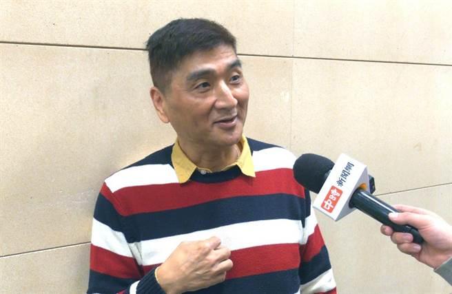 演員李鳳新曾演類戲劇「李組長」一角而爆紅。(照片/陳宏睿 拍攝)