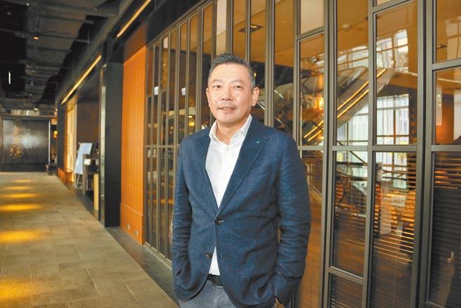 新光三越副董兼总经理吴昕阳带领团队勇于挑战,永远在找机会点。(新光三越提供)