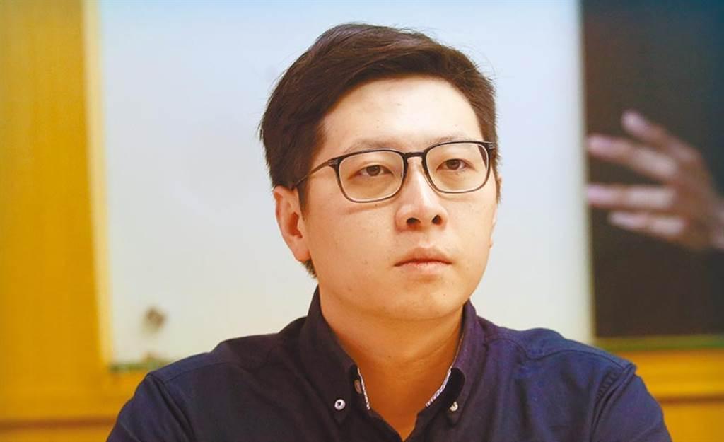 前民進黨桃園市議員王浩宇。(本報資料照片)