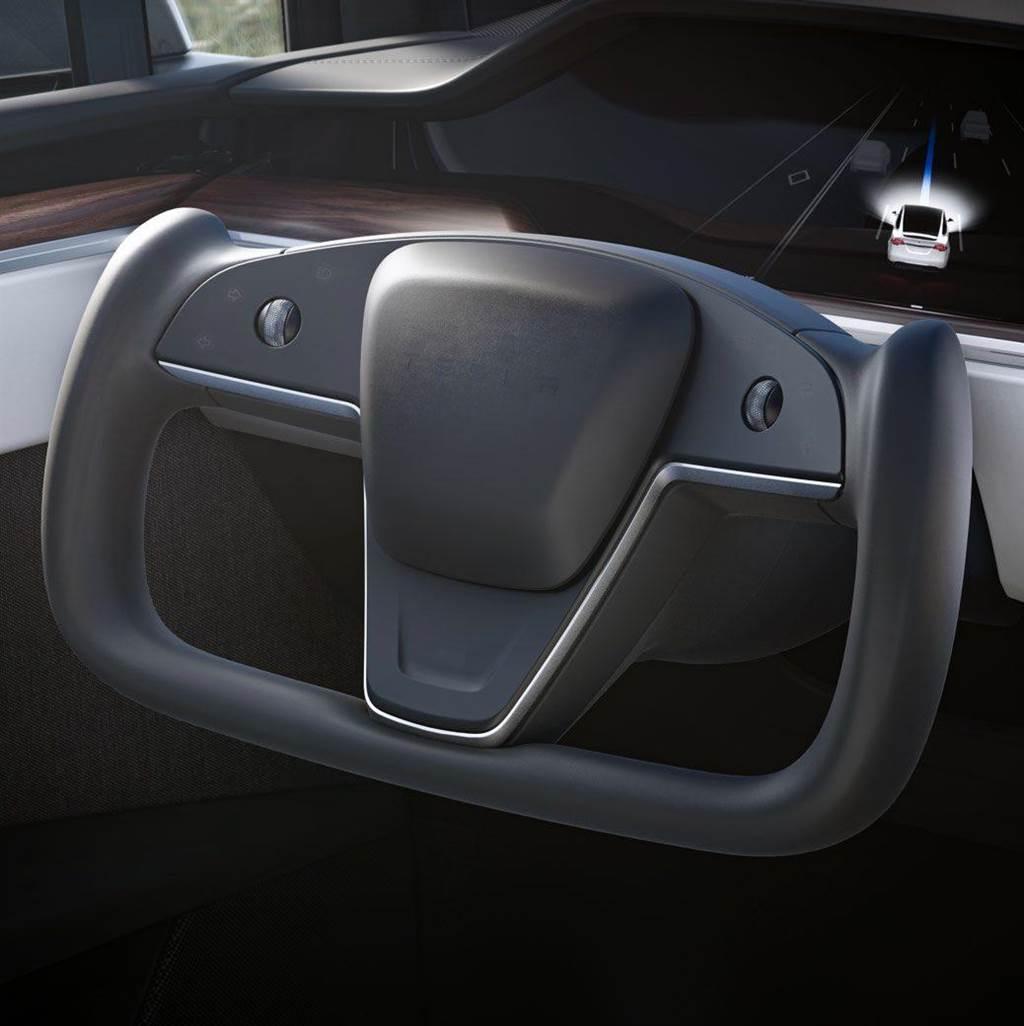 進化超乎預期!2021 年式新版 Model X / S 五大內裝特色解析