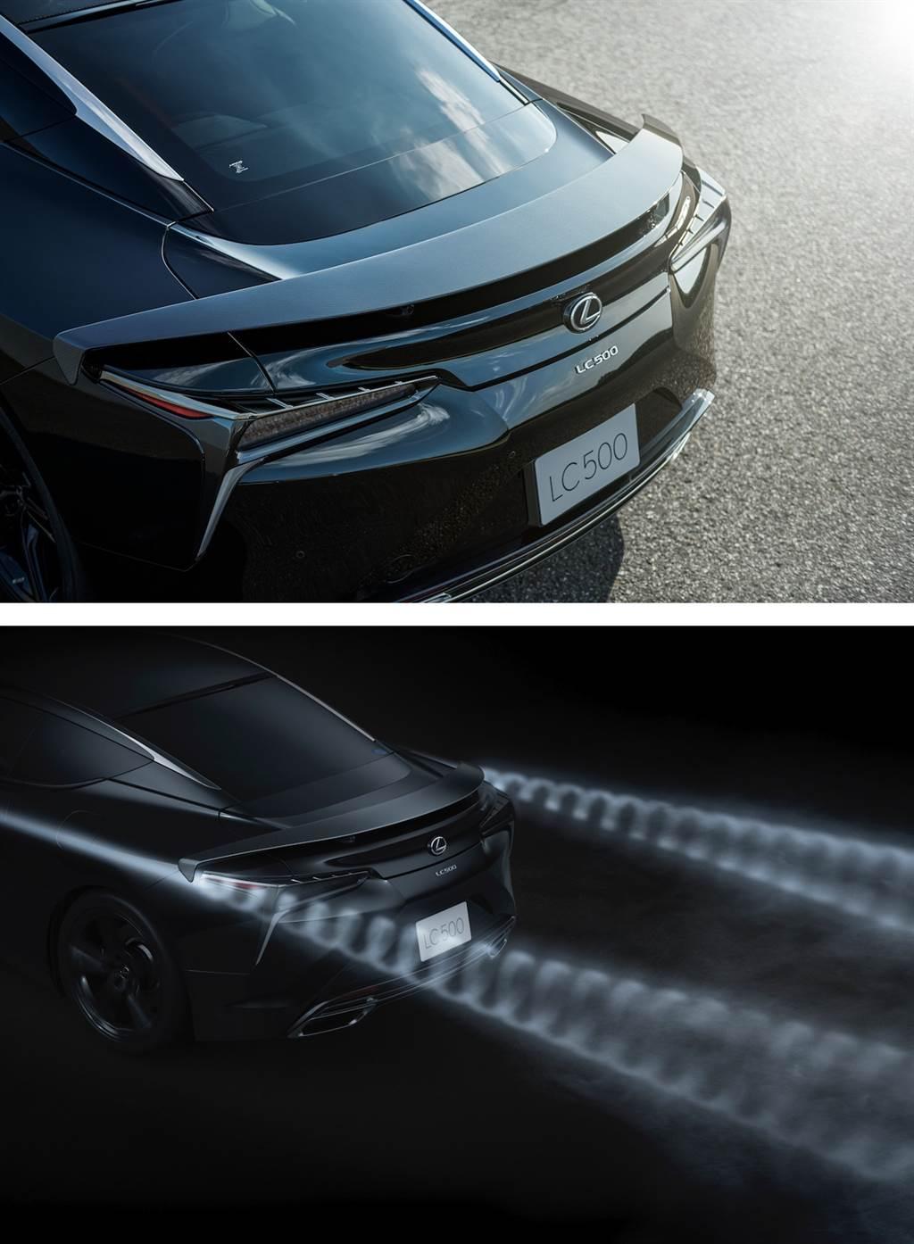 黑色旋風來襲,LEXUS 2021年式樣 LC Limited Edition 限量3台在台發表!