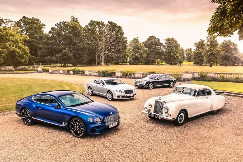 Bentley第八萬台Continental GT誕生!