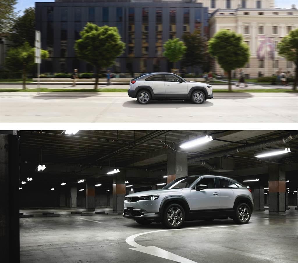 純電續航力 256km,Mazda 首款量產純電車 MX-30 EV MODEL 日本正式販售!