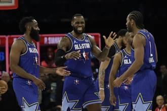 NBA》全明星票選明登場 無視全明星賽是否舉辦