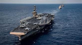 要踹破美航母防線 陸需百架轟炸機