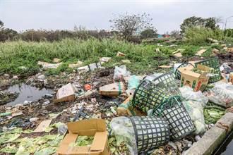 個人傾倒廢棄物做「堆肥」不適用廢清法第46條 民眾很錯愕