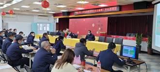 平鎮警召開 加強重要節日安全維護工作協調會
