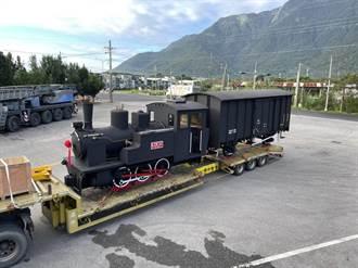 國寶級蒸汽火車頭重現 鐵道迷的最愛藏孝心