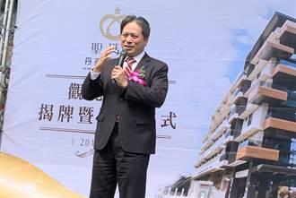 新北捷董座陳建宇退休 現任副市長吳明機接掌