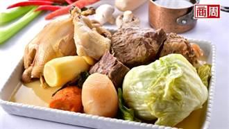 米其林法餐主廚 30分鐘異國風年夜飯