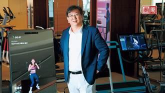 找导演、编剧还选秀 乔山攻3千亿线上健身变身计