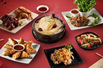 年菜外帶新趨勢 韓式、泰國料理推優惠組