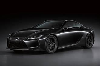 黑色旋風來襲!LEXUS旗艦GT跑車 LC Limited Edition限量登場