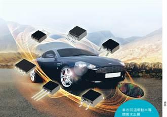 車用晶片荒缺產能 不只台積電助陣 3檔台股也搶市