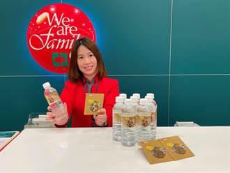 中國信託撒紅包 年初六發財水限量送