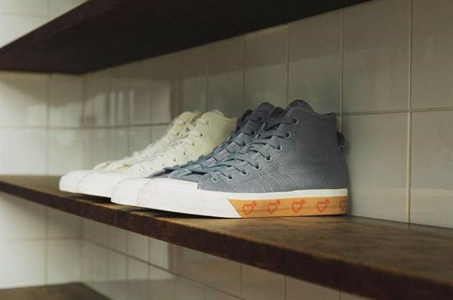 adidas Originals by Human Made 聯名系列融合古著及運動一起回味2020秒殺聯名(圖/BEEMEN蜂報提供)