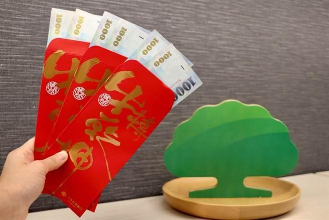 國泰世華銀行建議新春紅包投資可考慮三策略四亮點。圖/業者提供