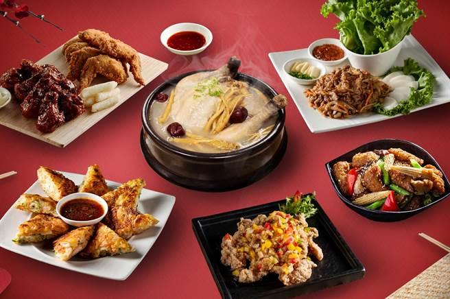 涓豆腐「团圆年菜组」。(豆府餐饮集团提供)