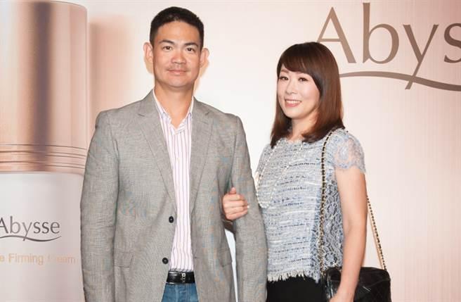 連勝武與路永佳結婚11年,是朋友眼中的恩愛夫妻。(本報系資料照)