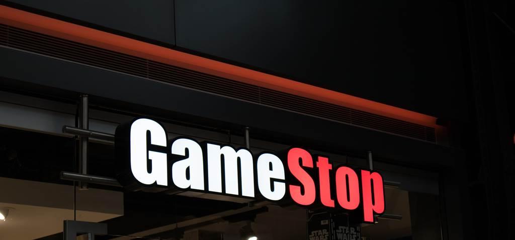 GameStop周四收黑逾44%,但盤後價又爆噴至300美元以上,預期股價漲勢仍會延續。(示意圖/達志影像shutterstock)