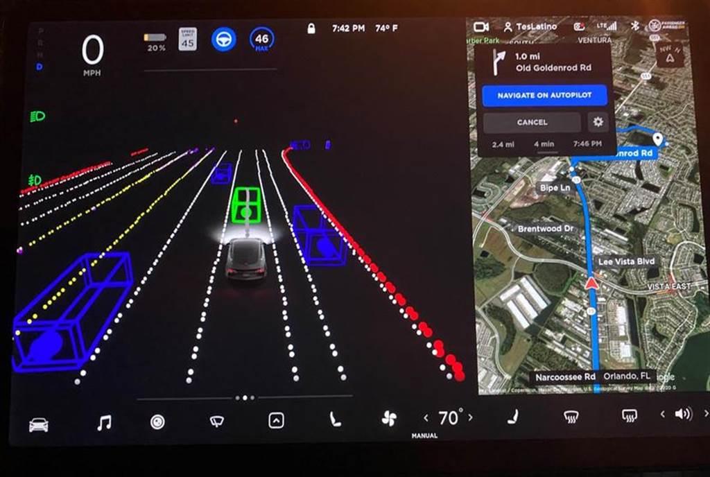 馬斯克預告 FSD 訂閱服務二個月內推出,特斯拉還會在年底實現 Level 5 完全自動駕駛
