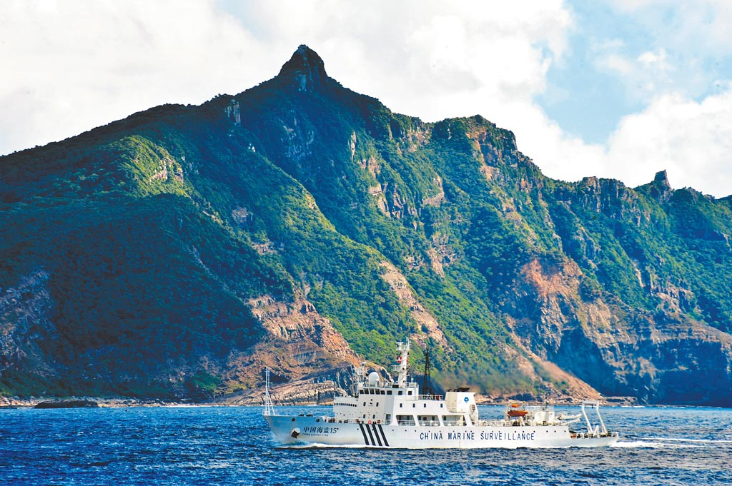 美國總統拜登與日本首相菅義偉電話,強調釣魚台列嶼適用美日安保條約。(新華社)