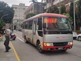 提高防疫層級 桃市區公車、免費公車、幸福巴士禁止飲食