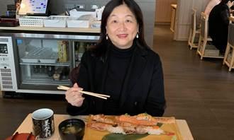 陳玲玲》食材最純粹的鮮美 壽司的哲學!