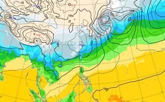 今晨9度「好像没很冷」 专家给过年天气网嗨翻