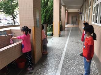 國內本土疫情升溫 中市教育局督導各校落實防疫