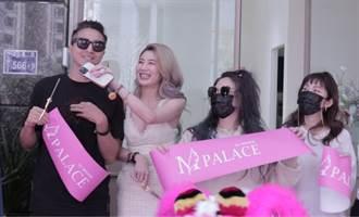 明星御用髮型師Miyake 第三間沙龍「M palace」正式營運