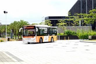 台南市自駕公車沙崙線 2月開放免費試乘體驗